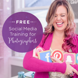 social media training for photographers sparkle society