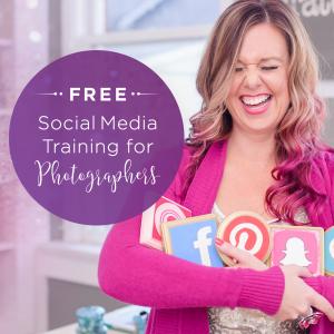 social media training for photographers sparkle society
