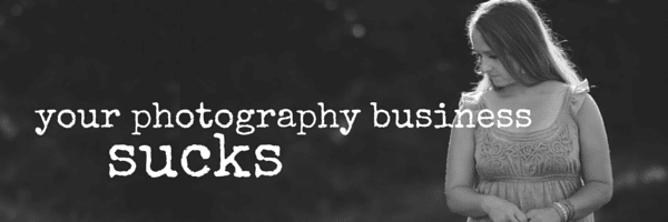 photography business confidence
