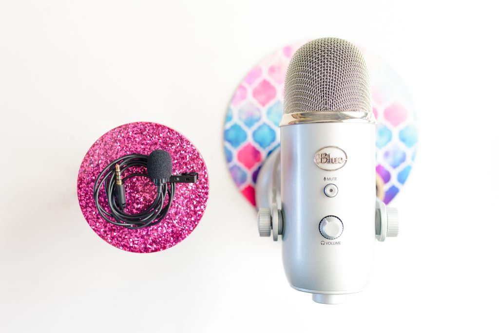 microphone for live video