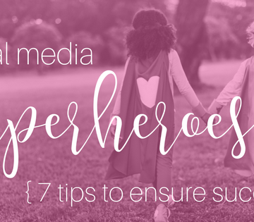 social media tips immerse workshops