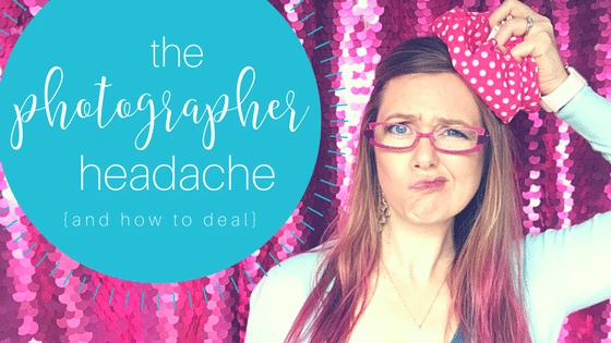 photographers headache sparkle society