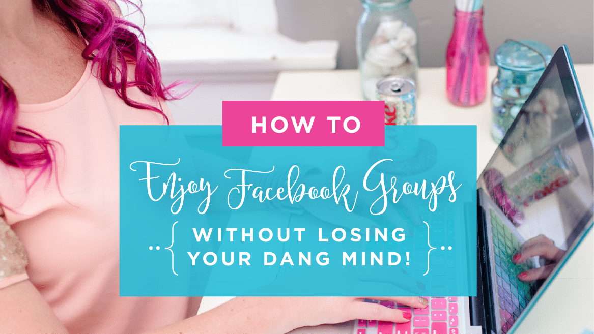 enjoy facebook groups