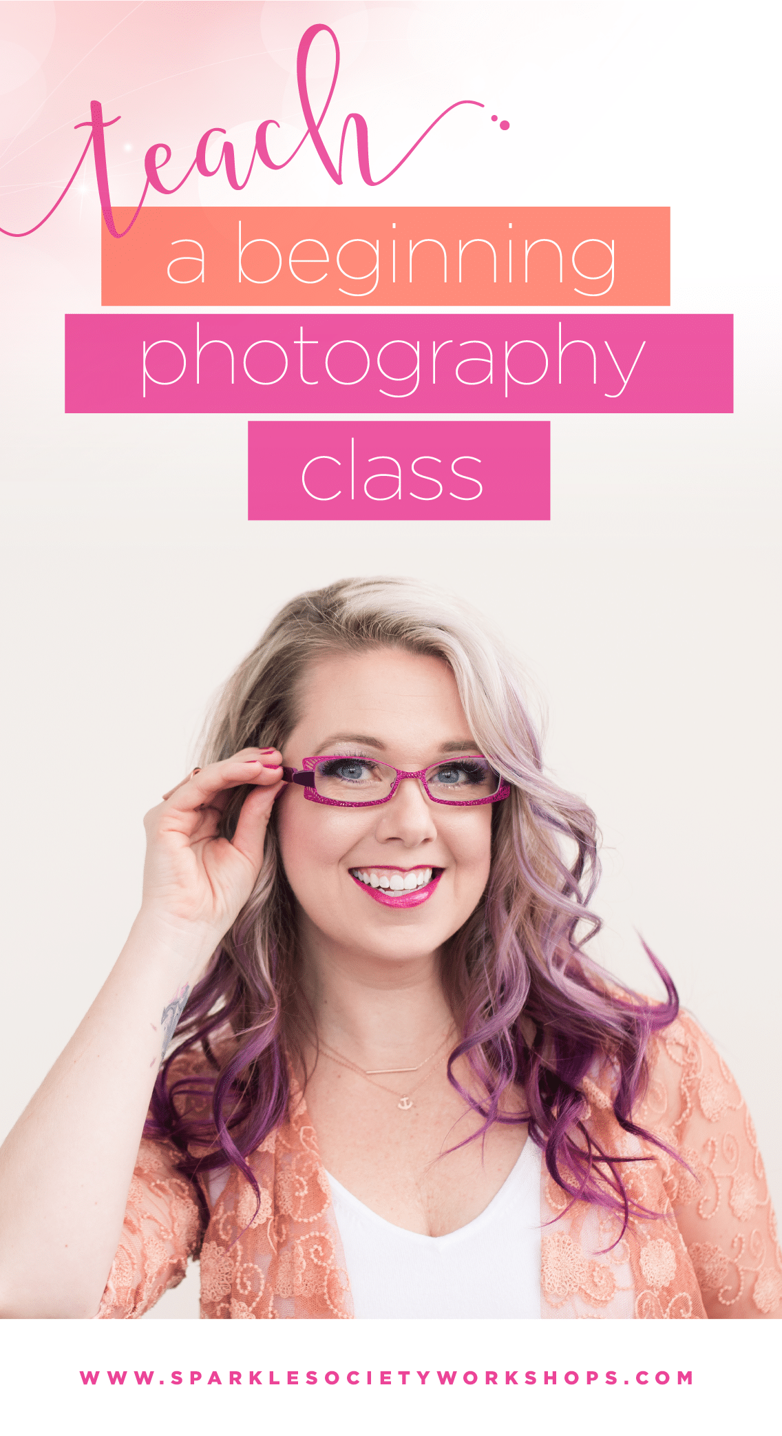 teaching a camera class? make sure students get the most out of their investment. check out my top 4 tips for planning a successful camera class.