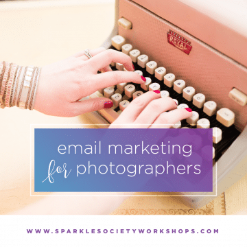 you should have an email list
