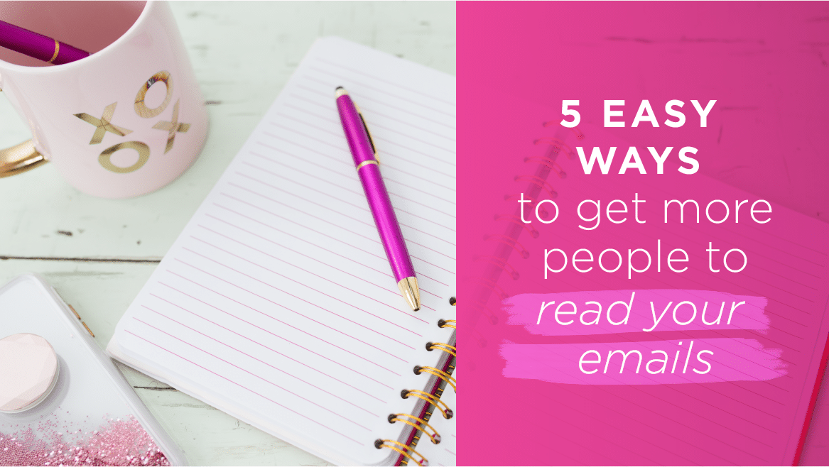 Get More People to Read Your Emails