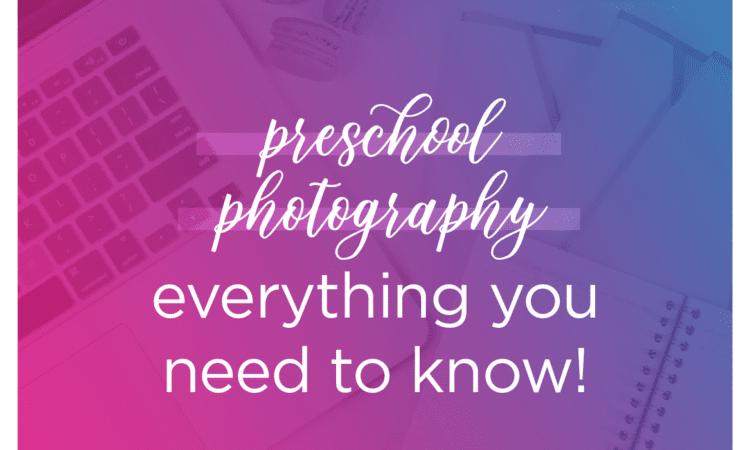 preschool photographer sparkle society